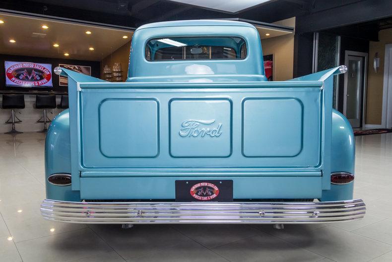"""1951 Ford """"F1"""" Pickup Custom"""