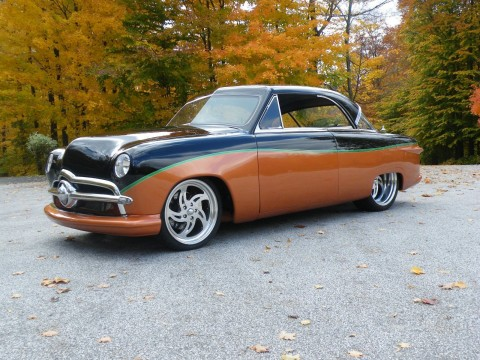 1951 Ford Victoria Shoe Box Street Rod for sale