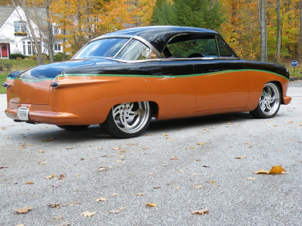 Street Rodder Magazine >> 1951 Ford Victoria Shoe Box Street Rod for sale
