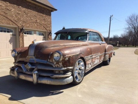 1952 Pontiac Chieftain 2 Door HardTop for sale