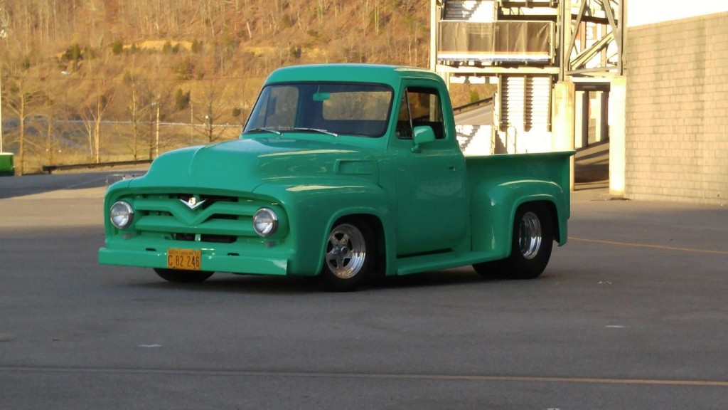 1953 Ford F 100 Street Rod for sale