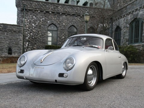 1958 Porsche 356 A 1600 Super Coupe, 1600S for sale