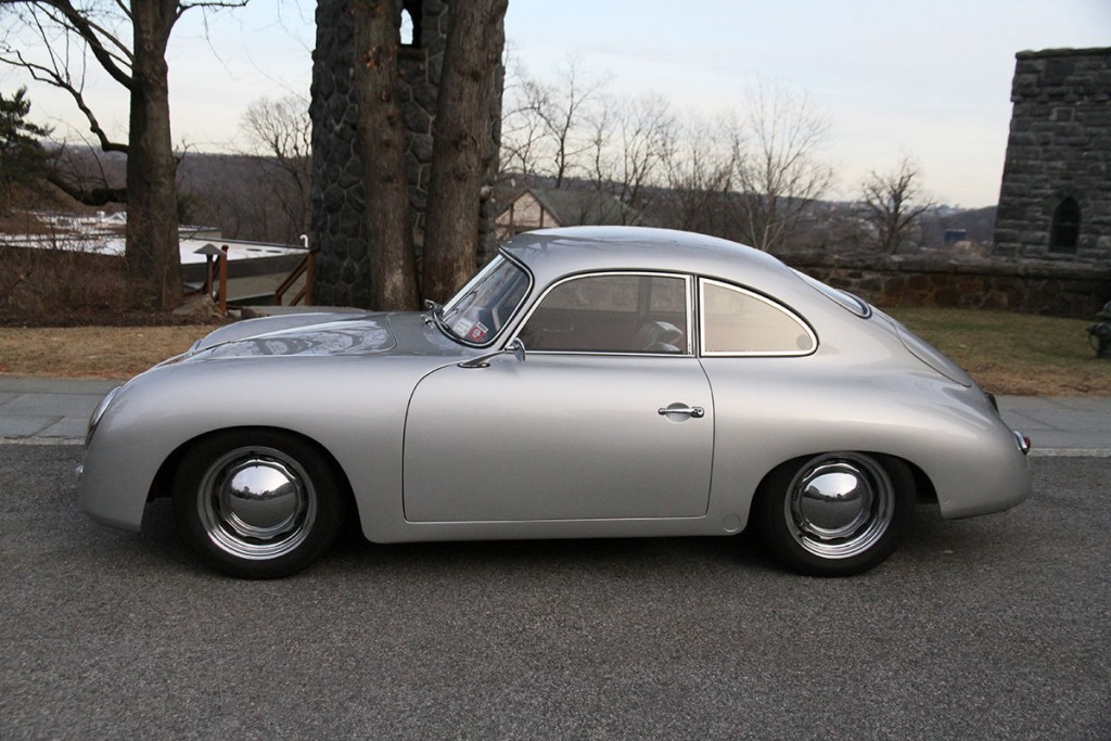 1958 Porsche 356 A 1600 Super Coupe, 1600S