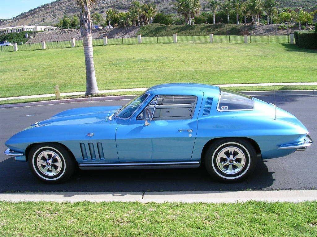 1965 Chevrolet Corvette Coupe For Sale
