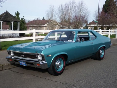 "1968 Chevrolet Nova ""COPO"" Super Sport for sale"