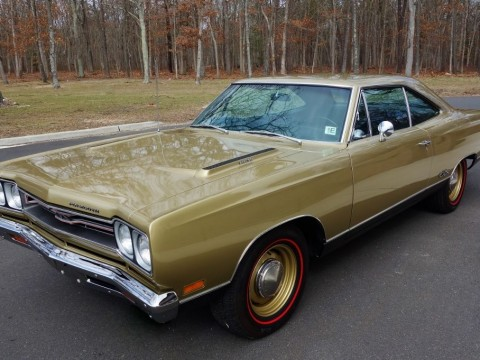 1969 Plymouth GTX HEMI Numbers Matching for sale