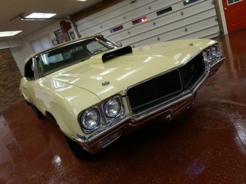 1970 Buick Skylark GS Custom Convertible for sale