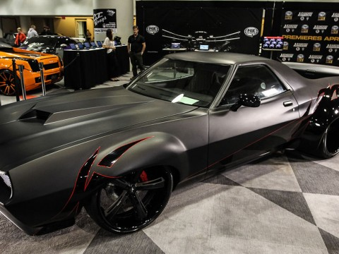 1972 Ford Ranchero custom wide body for sale