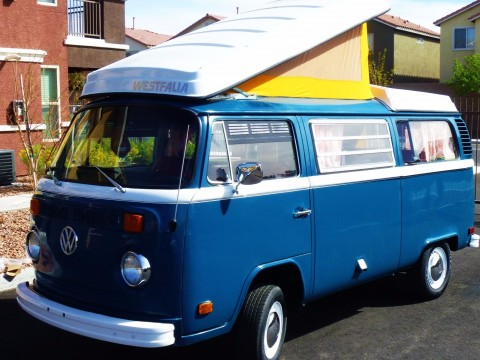 1973 Volkswagen Bus Westfalia Type 2 Campmobile for sale