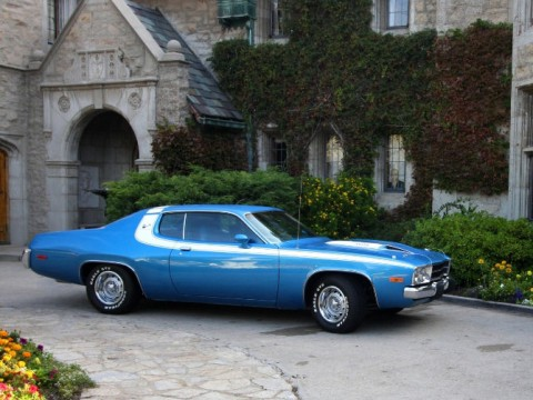 1974 Plymouth Road Runner for sale