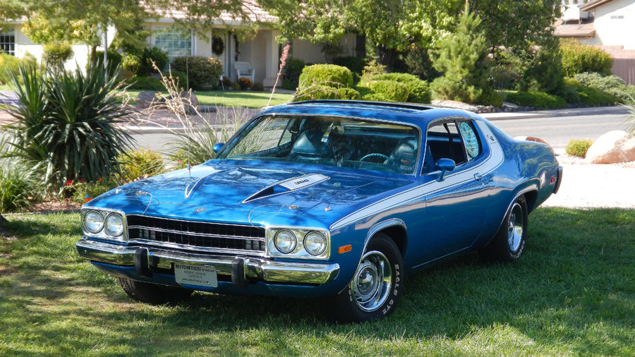 Arizona Cars For Sale >> 1974 Plymouth Road Runner for sale