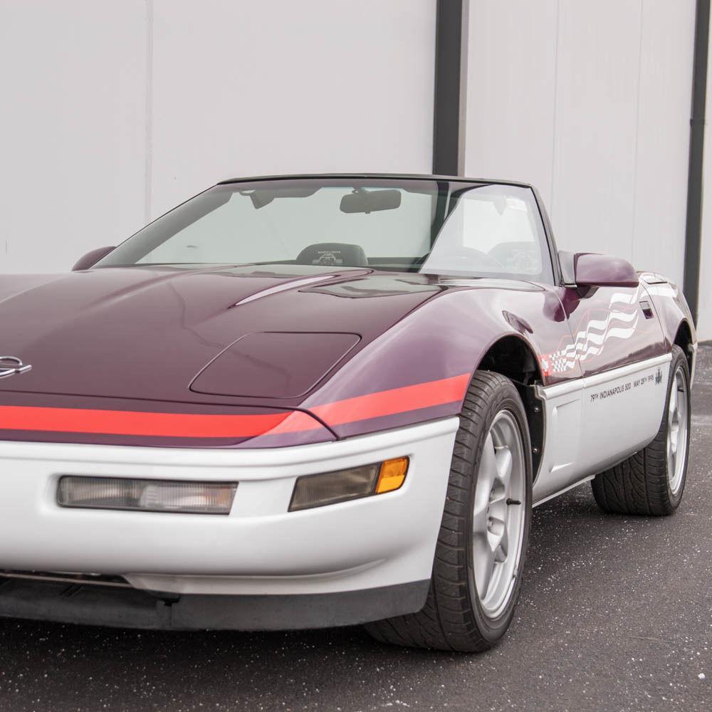 1995 Chevrolet Corvette Pace Car Convertible For Sale