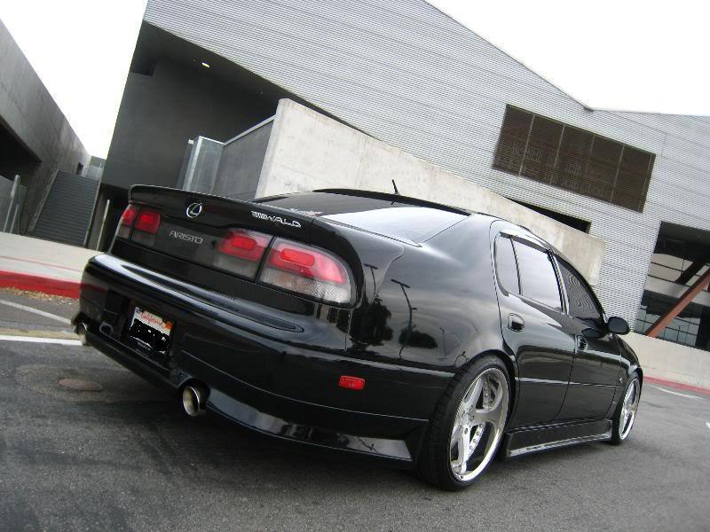 classic 1994 lexus gs 300 fully modified for sale. Black Bedroom Furniture Sets. Home Design Ideas