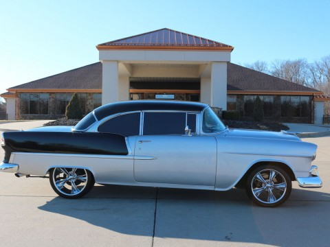 1955 Chevrolet Bel Air Hardtop Pro Touring Restomod for sale