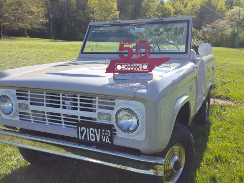 1966 Ford Bronco U13 Roadster for sale