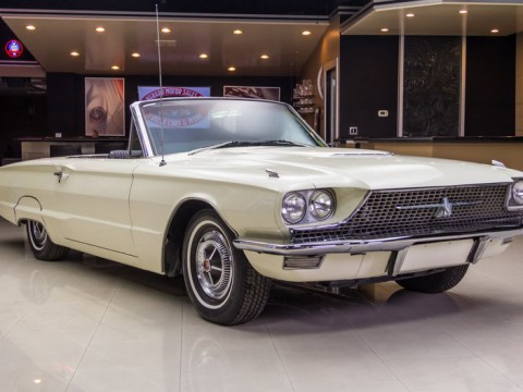 1966 Ford Thunderbird Convertible for sale