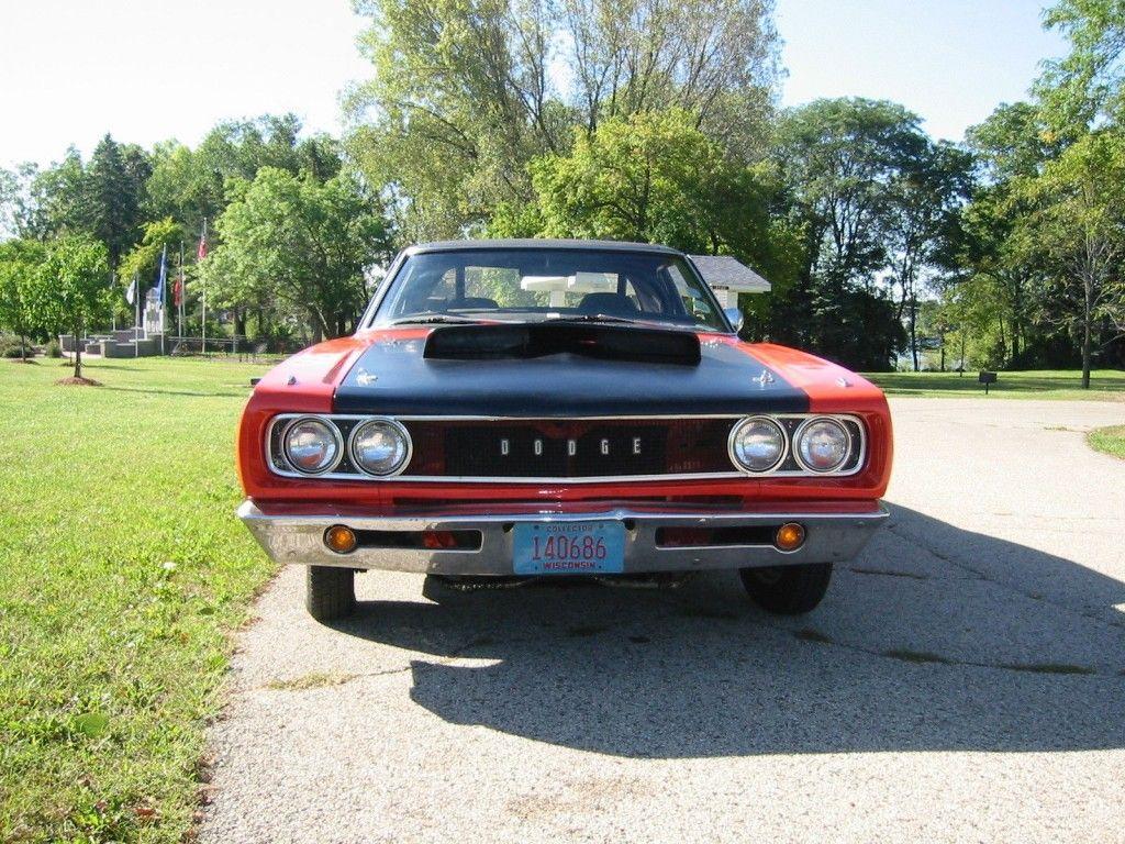 1968 Dodge Coronet Super Bee 426 Hemi