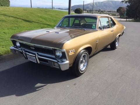 1970 Chevrolet Nova L78 SS396 for sale
