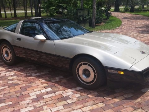 1986 Chevrolet Corvette Malcolm Konner for sale