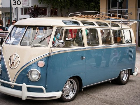 1964 Volkswagen Bus/Vanagon 21 Window Deluxe for sale