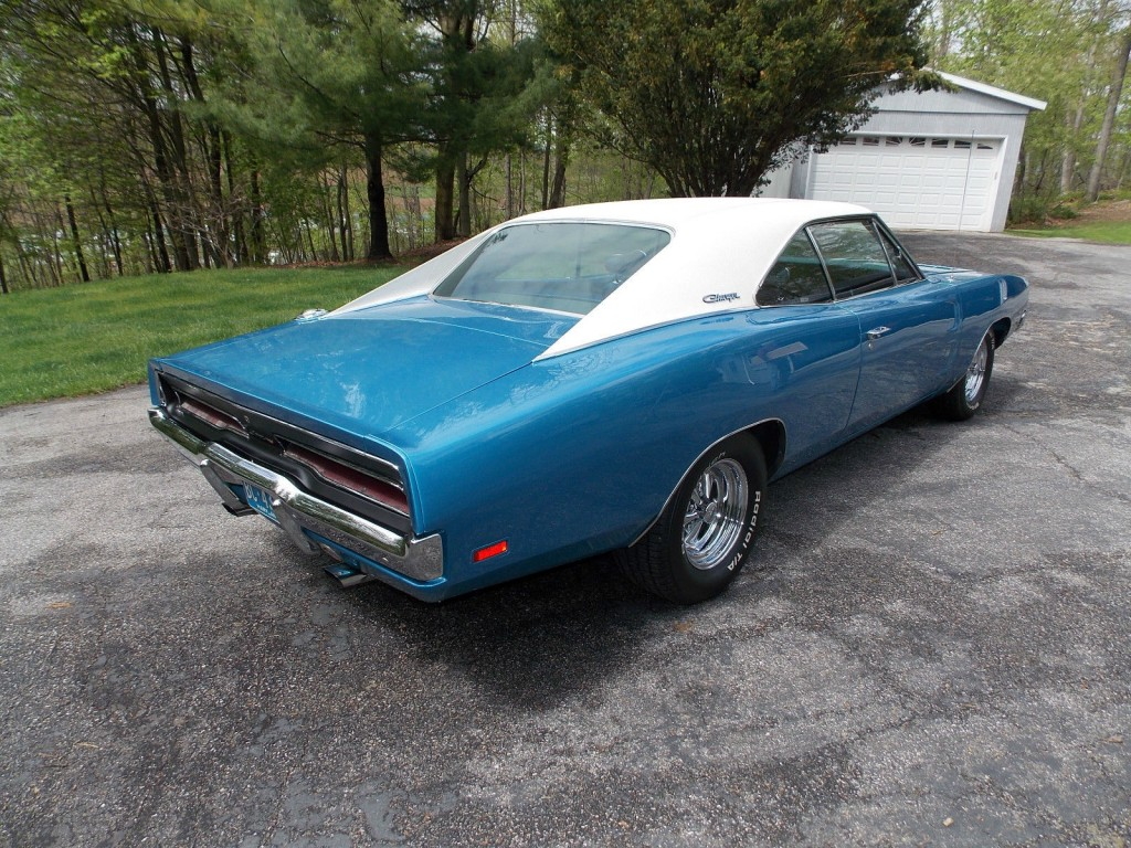 """1969 Dodge Charger """"White Hat Special"""""""