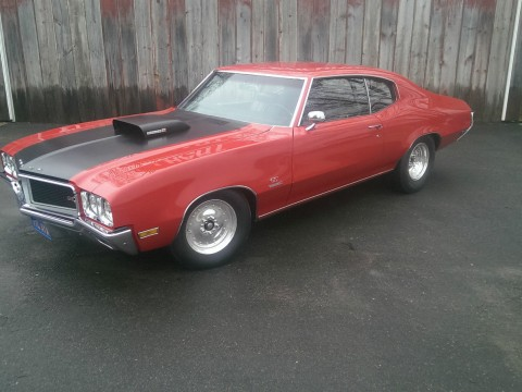 1970 Buick GS Stage 2 Prototype and Test Vehicle for sale