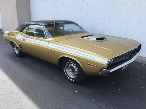 1971 Dodge Challenger N96 Shaker Hood 340 V8 Numbers Matching for sale