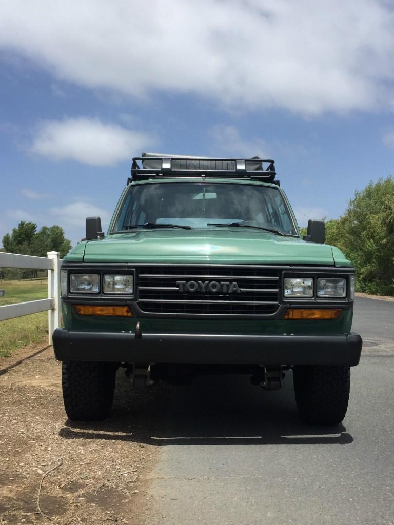 1988 Toyota Landcruiser for sale
