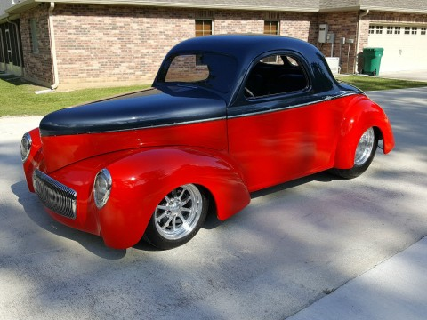 1940 Willys Deluxe Custom Rod for sale