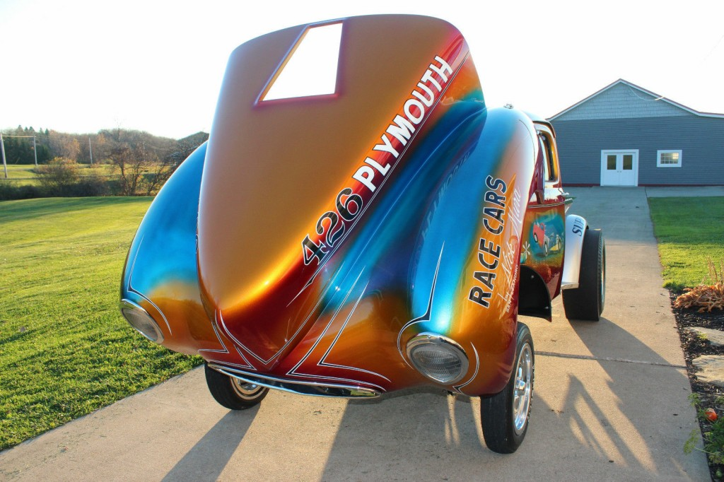 1941 Willys Nick Mura