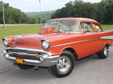 1957 Chevrolet 210 Gasser for sale