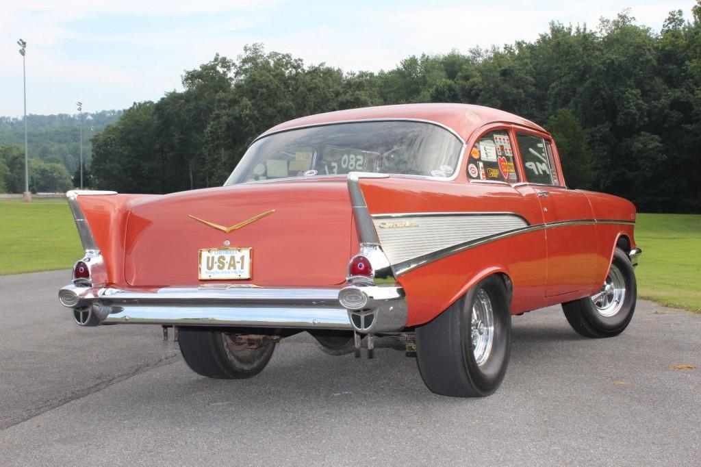 1957 Chevrolet 210 Gasser