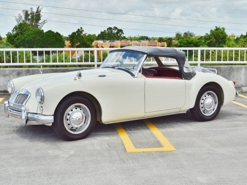 1958 MG MGA Roadster for sale