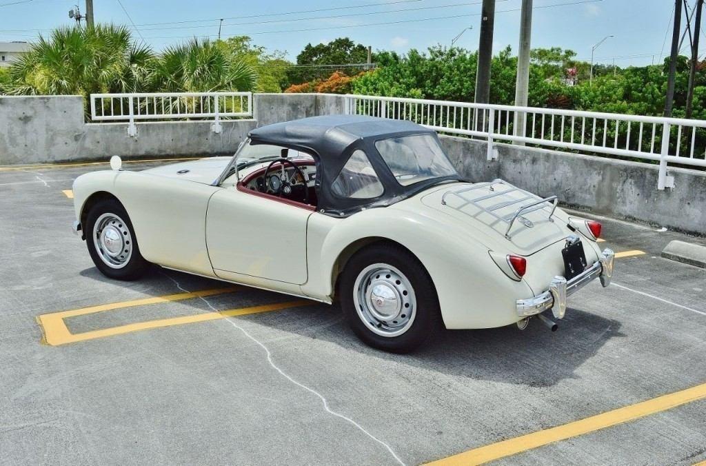 1958 Mg Mga Roadster For Sale