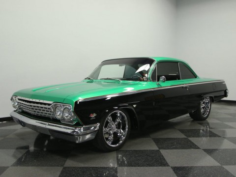 1962 Chevrolet Bel Air Coupe for sale