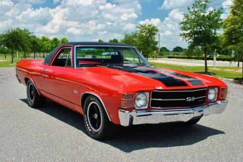 1971 Chevrolet El Camino SS Tribute