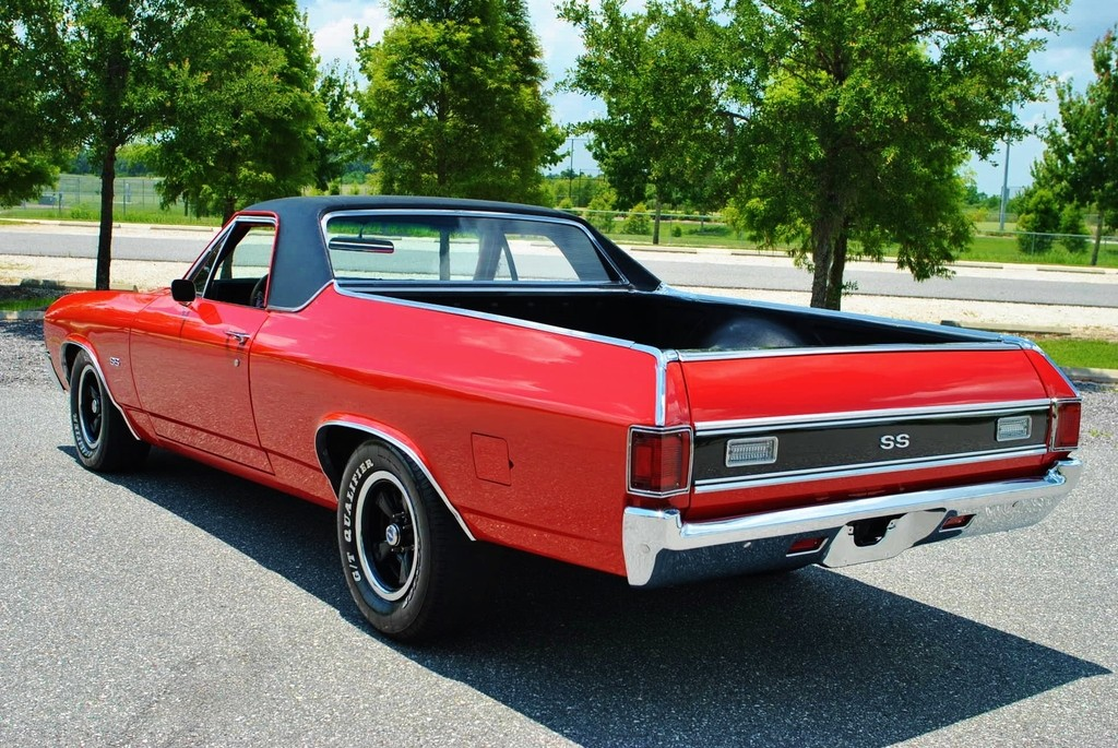 1971 Chevrolet El Camino SS Tribute for sale
