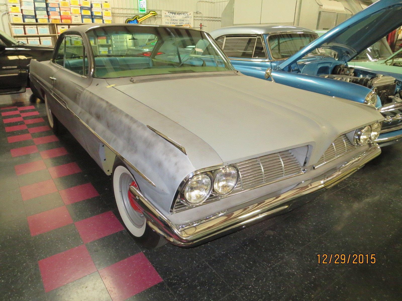 1961 pontiac ventura coupe for sale