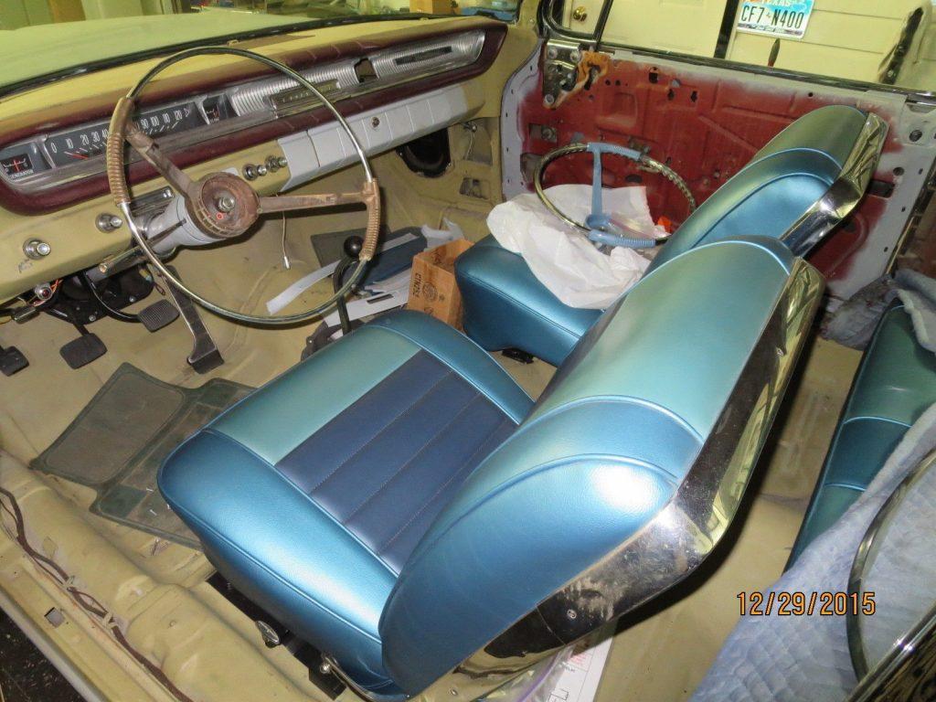 1961 Pontiac Ventura Coupe