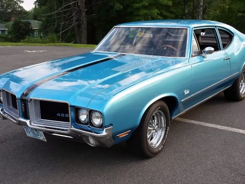 1971 Oldsmobile Cutlass S Custom for sale
