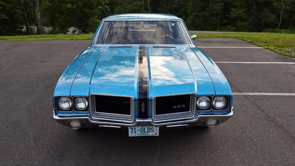 1971 Oldsmobile Cutlass S Custom