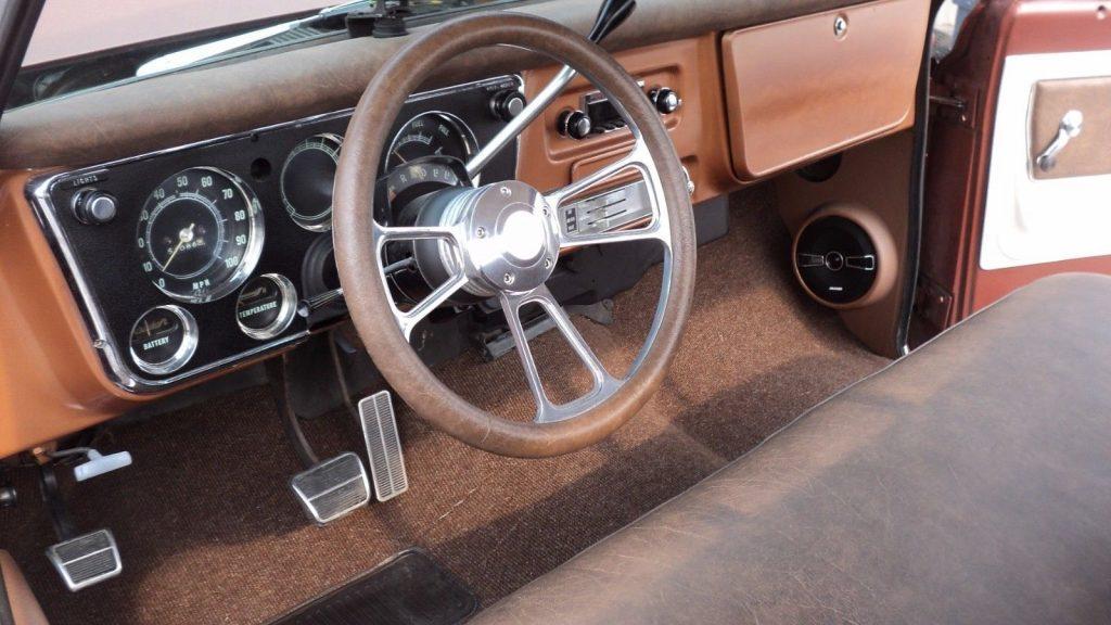1972 Chevrolet C-10 Cheyenne