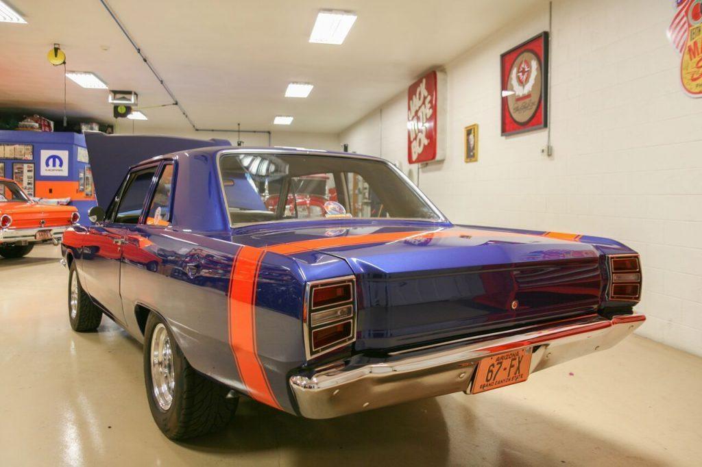 One of a kind 1967 Dodge Dart Hot Rod