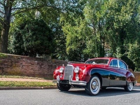 Outstanding 1959 Jaguar IX RWD for sale