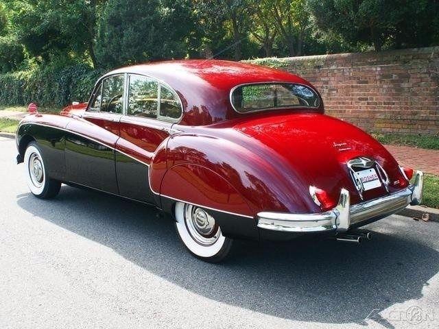 Outstanding 1959 Jaguar IX RWD