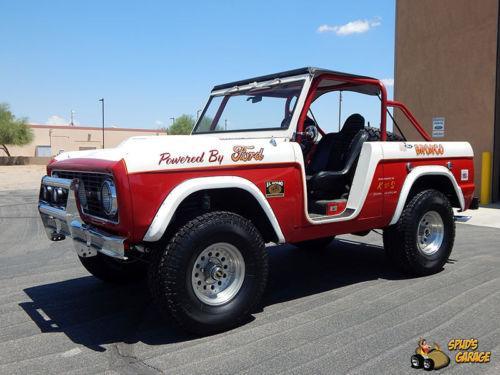 1967 Ford Bronco K-Bar-S Roadster Conversion