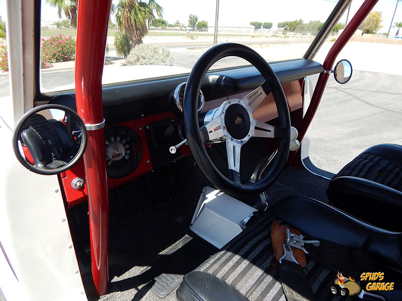 1967 Ford Bronco K-Bar-S Roadster Conversion