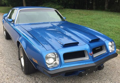 1974 Pontiac Firebird Ram Air 455 Formula in Pristine condition for sale