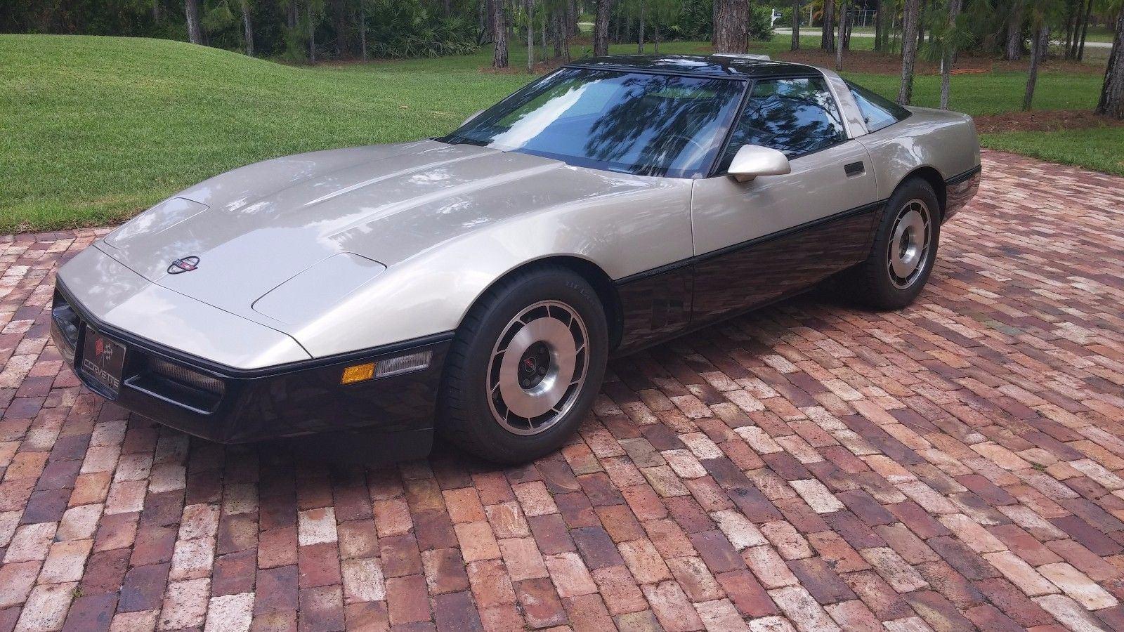 1986 Chevrolet Corvette Konner Corvette 17 7k Original