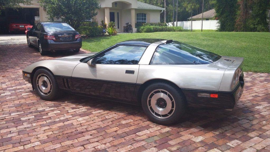 1986 Chevrolet Corvette Konner Corvette 17.7k Original Miles! 1of 50
